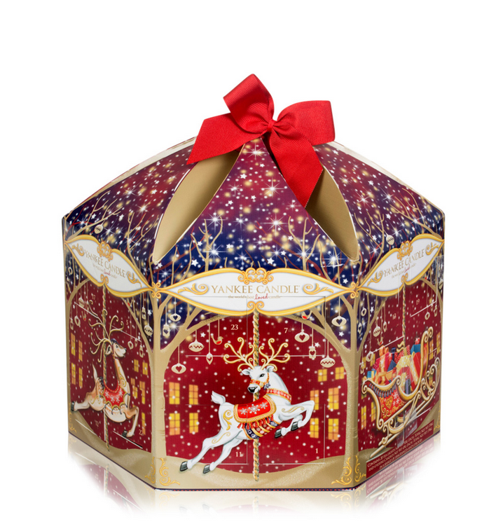 Yankee Candle Adventskalender 2015