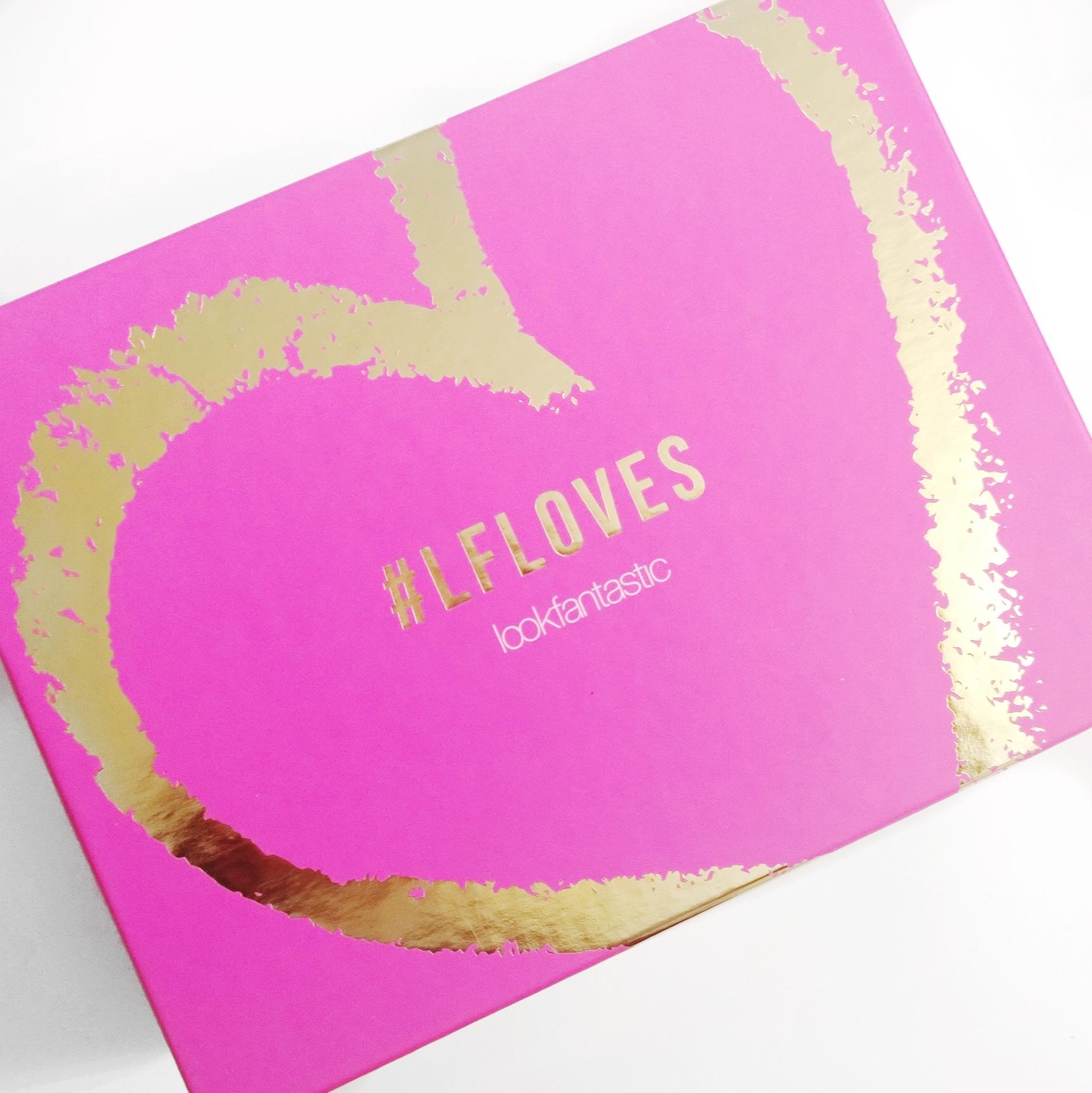 Lookfantastic Beauty Box Februar 2016 #lfloves