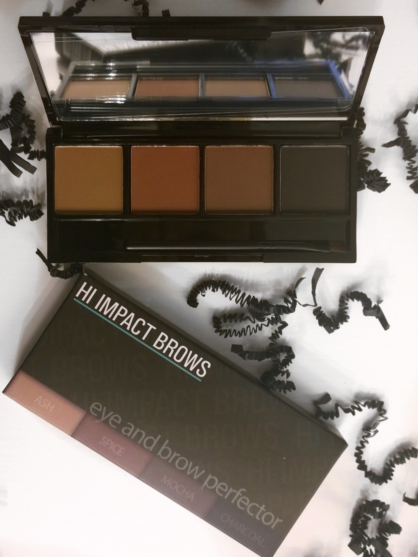 HI Impact Brows | Eyes and Brow Perfector Palette