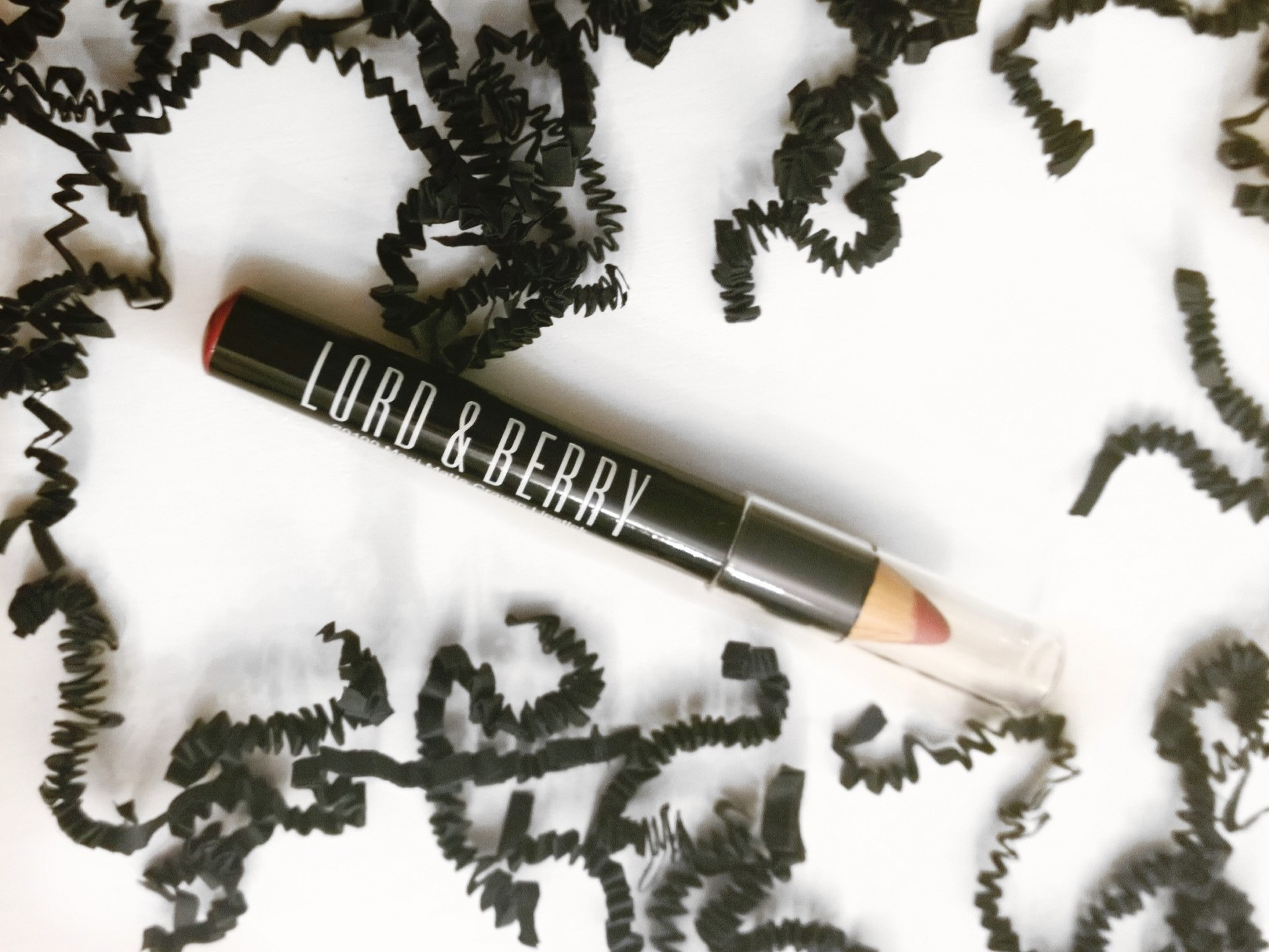 "Lord & Berry |Maxi Matte Crayon Lipstick Pencil | ""Intimacy"""